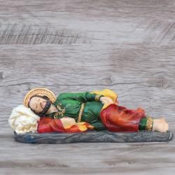 Imagem Resina - São José Dormindo 22 cm - 21789 - Betânia Loja Católica