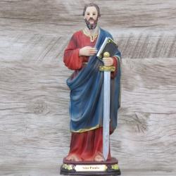 Imagem Resina -São Paulo - 20 cm - 23894 - Betânia Loja Católica