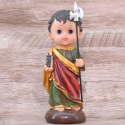 Imagem Resina - São Judas Tadeu Baby - 20 cm - 244... - Betânia Loja Católica