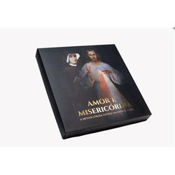 Box Amor e Misericórdia - 26334 - Betânia Loja Católica