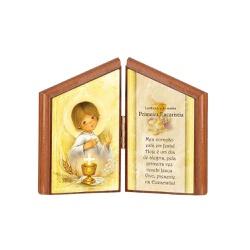 Oração de Mesa Mini Eucaristia - 21922 - Betânia Loja Católica