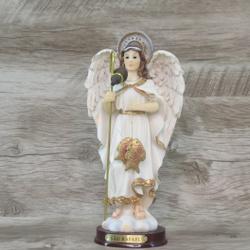 Imagem em Resina - São Rafael 19 cm - 24872 - Betânia Loja Católica
