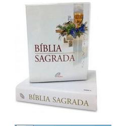 Bíblia Sagrada - Nova tradução na linguagem de hoj... - Betânia Loja Católica
