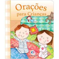 Livro : Orações para Crianças - 24735 - Betânia Loja Católica