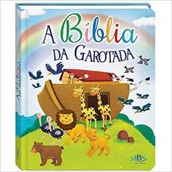 A bíblia da garotada - 25585 - Betânia Loja Católica