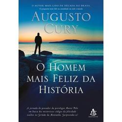 Livro O homem mais feliz da história - 21624 - Betânia Loja Católica
