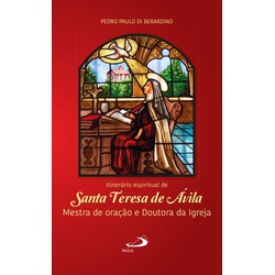 Livro Itinerário Espiritual de Santa Teresa de Ávi... - Betânia Loja Católica