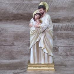 Imagem Resina - Sagrada Família 30 cm - 26895 - Betânia Loja Católica