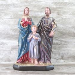 Imagem : Sagrada Família em Gesso 40 cm - 25413 - Betânia Loja Católica