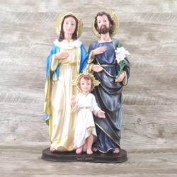 Imagem : Sagrada Família em Resina 40 cm - 21748 - Betânia Loja Católica