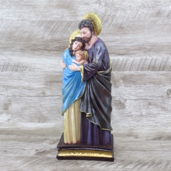 Imagem Resina - Sagrada Família 30 cm - 26439 - Betânia Loja Católica