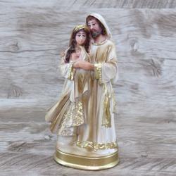 Imagem Resina- Sagrada Família 15 cm - 26596 - Betânia Loja Católica