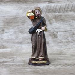 Imagem resina - São Longuinho 15 cm - 27023 - Betânia Loja Católica