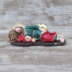 Imagem Resina - São José Dormindo 20 cm - 27067 - Betânia Loja Católica
