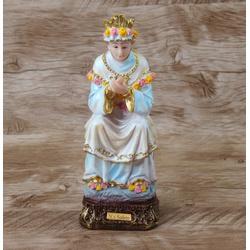 Imagem Resina - Nossa Senhora da Salette 20 cm - 2... - Betânia Loja Católica