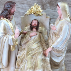 Imagem Vida Eterna 20 cm - 27332 - Betânia Loja Católica