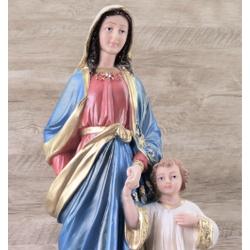 Imagem Resina - Maria Passa na Frente 40 cm - 2609 - Betânia Loja Católica