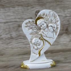 Imagem Resina - Anjo da Guarda 10 cm - 22717 - Betânia Loja Católica