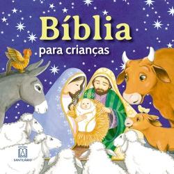 Bíblia para Crianças - 24710 - Betânia Loja Católica
