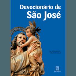 Livro : Devocionário de São José - 15057 - Betânia Loja Católica