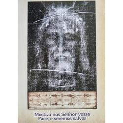 Poster Sagrada Face 30 cm - 27030 - Betânia Loja Católica