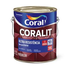CORALIT ESMALTE SINTÉTICO 3,6L - Biadola Tintas