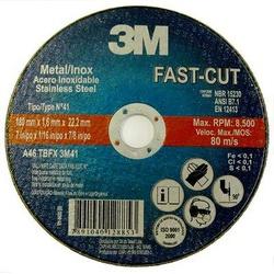 3M DISCO DE CORTE FAST CUT 115X1.0X22,2 1MM - Biadola Tintas