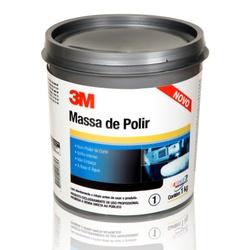 3M MASSA DE POLIR BASE DE AGUA 1KG - Biadola Tintas