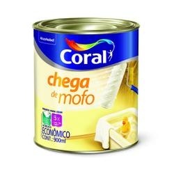 CORAL CHEGA DE MOFO BRANCO 0,900ML - Biadola Tintas