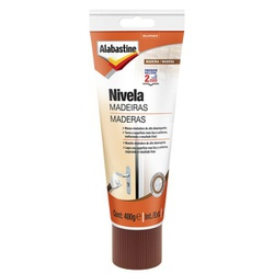 ALABASTINE NIVELA MADEIRAS 0,400GR - Biadola Tintas
