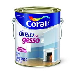 CORAL RENOVA GESSO & DRYWALL BRANCO 3,6L - Biadola Tintas