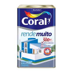 CORAL RENDE MUITO BRANCO 18L - Biadola Tintas