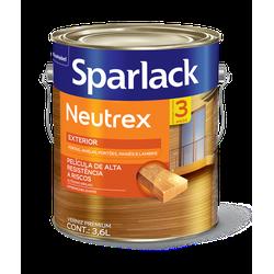 SPARLACK NEUTREX MOGNO BRILHANTE 3,6L - Biadola Tintas