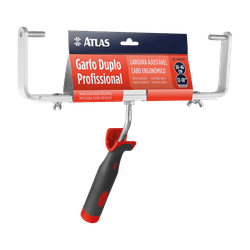 ATLAS SUPORTE DUPLO PROFISSIONAL 30CMX46CM REF. AT... - Biadola Tintas