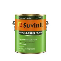 SUVINIL RENDE E COBRE MUITO BRANCO 3,6L - Biadola Tintas