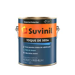 SUVINIL TOQUE DE SEDA BRANCO 3,6L - Biadola Tintas