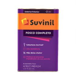 SUVINIL FOSCO COMPLETO PALHA 18L - Biadola Tintas