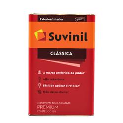 SUVINIL CLÁSSICA PREMIUM GELO 18L - Biadola Tintas