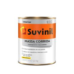 SUVINIL MASSA CORRIDA 0,900ML - Biadola Tintas