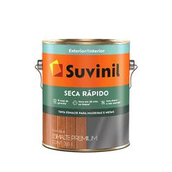 SUVINIL ESMALTE SECA RAPIDO ACETINADO BRANCO 3,6L - Biadola Tintas
