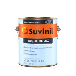 SUVINIL TOQUE DE LUZ BRANCO 3,6L - Biadola Tintas