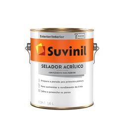 SUVINIL SELADOR ACRILICO 3,6L - Biadola Tintas