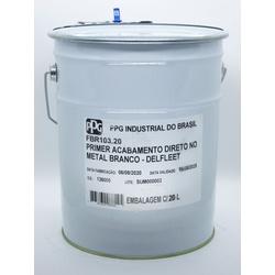 DELFLEET FBR103 PRIMER ACAB.DIRETO METAL BRANCO 20 - Biadola Tintas