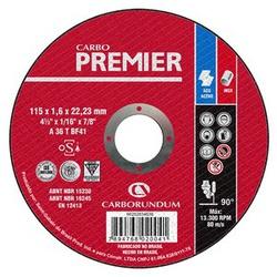 Disco de Corte Carbo Force Premier 115 x 1,6 x 22,... - Bignotto Ferramentas