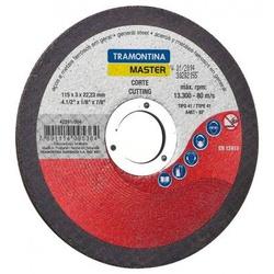 Disco De Corte Para Aço 4.1/2 Tramontina 42591/004 - Bignotto Ferramentas
