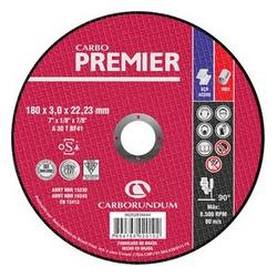 Disco de Corte Carbo Force Premier 180 x 3,0 x 22,... - Bignotto Ferramentas