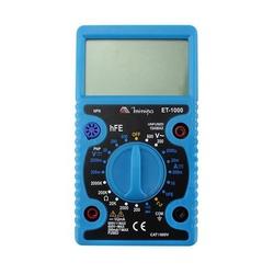 Multímetro Digital 3 1/2 Dígitos Minipa ET-1000 - Bignotto Ferramentas