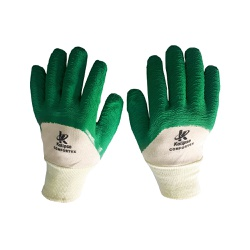 Luva Malha Verde Confortex Kalipso - Bignotto Ferramentas