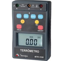 Terrômetro Digital MTR-1530 Minipa - Bignotto Ferramentas