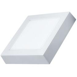Painel LED de Sobrepor Quadrado 12W Bivolt - FOXLU... - Bignotto Ferramentas